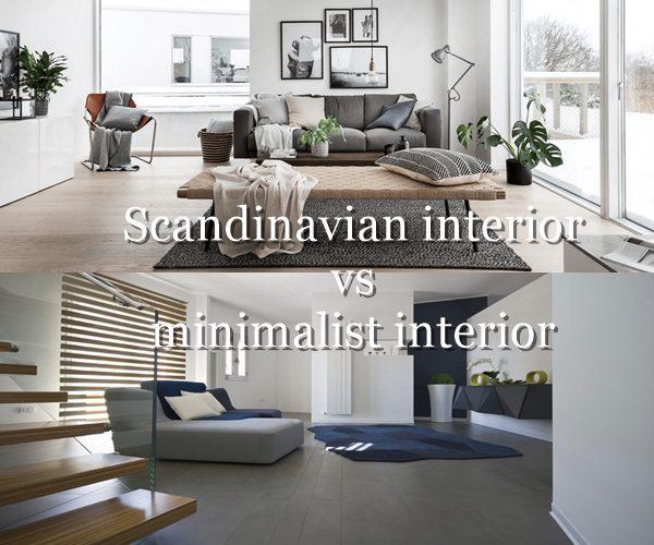 Scandinavian Interiors Vs Minimalist