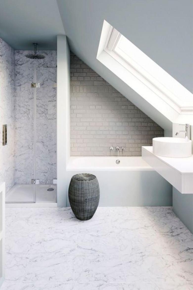 Einfaches moderne badezimmer 2018 Umgestalten und Bestes Möbel ...