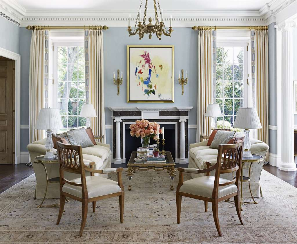Sense of the word interiors that reflect individual interests and a wide variety of styles all brought together in a personal non formulaic mix