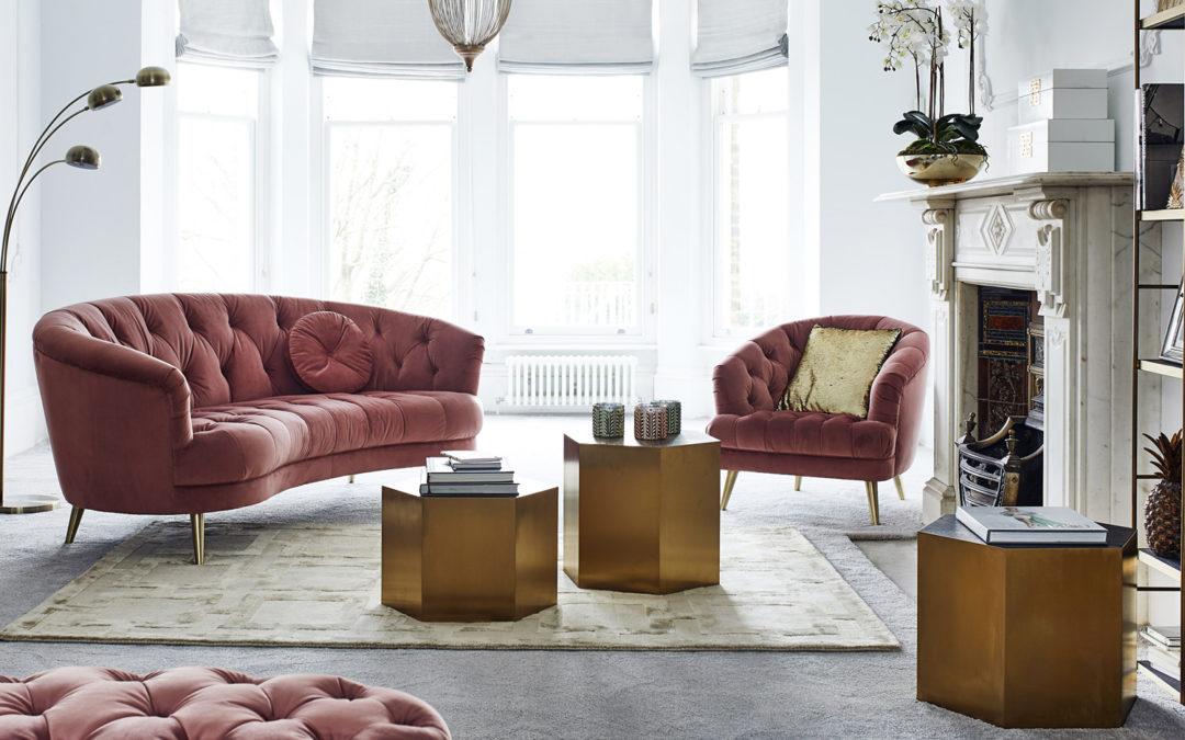 Moodboard Collection | Velvet Interior Decor Trend for ...