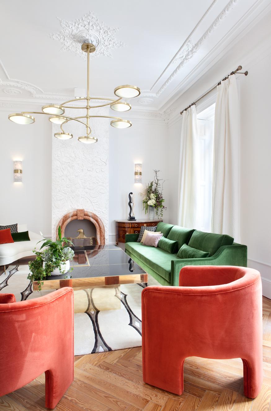 top interior design trends spotted at maison et object. Black Bedroom Furniture Sets. Home Design Ideas