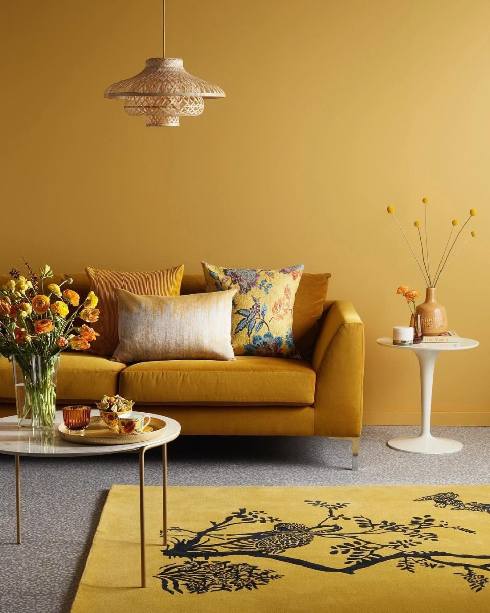 How Can You Use Mellow Yellow Into Your Decor?