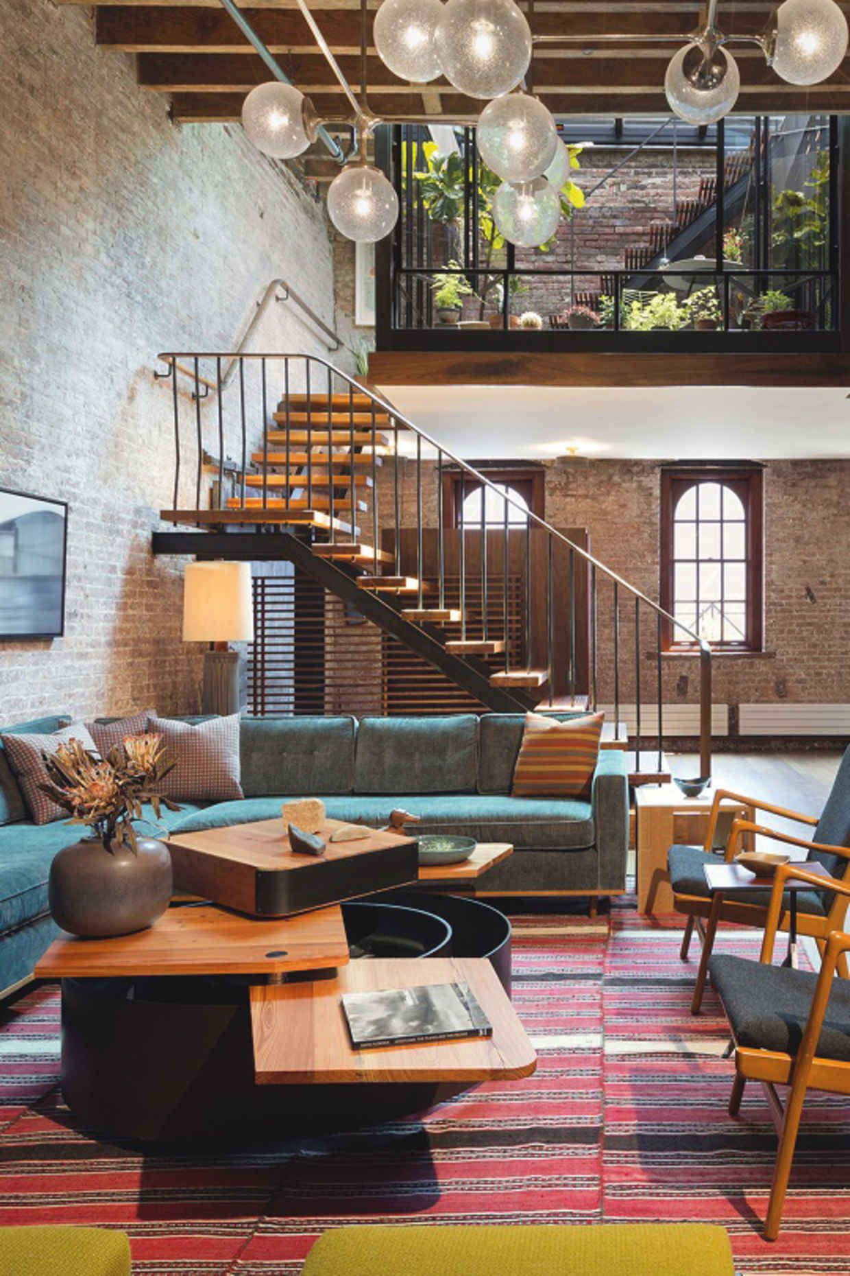 Moodboard Collection Industrial Style Interior Decor