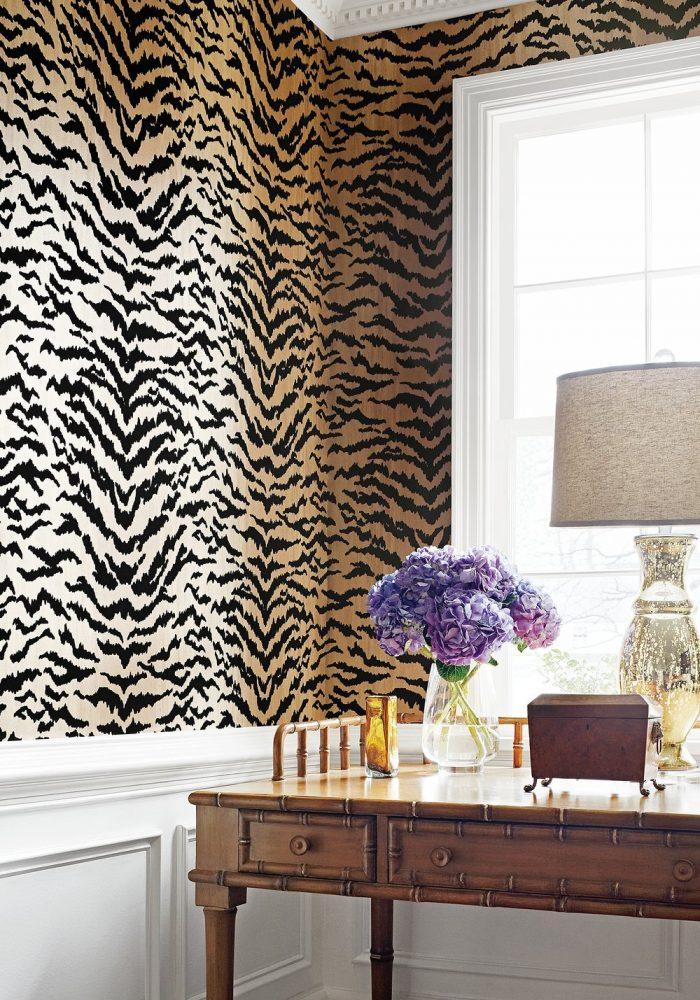 Animal Print Interior Decor Trend