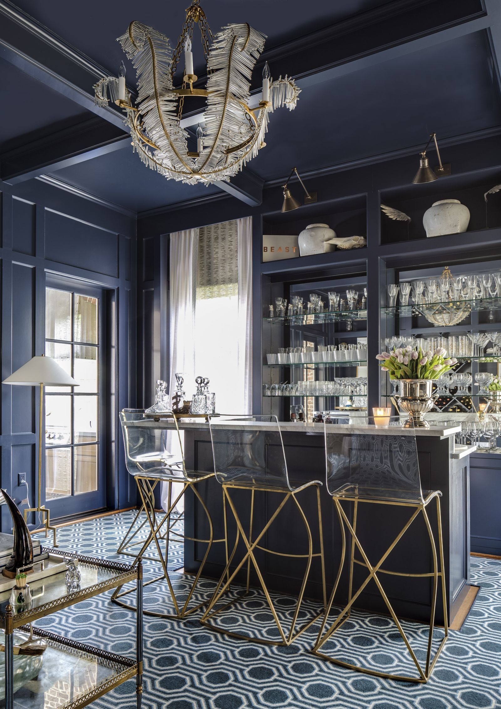 Top 10 Breathtaking Home Bar Designs - TrendBook Trend Forecasting