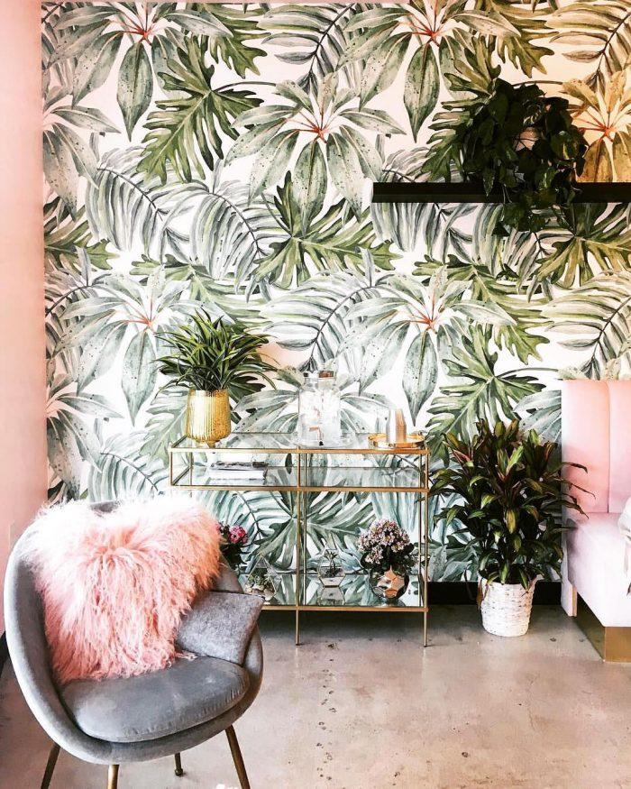 Moodboard Collection Fauna E Flora Patterns Interior