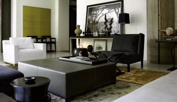Christian Liaigre Interior design