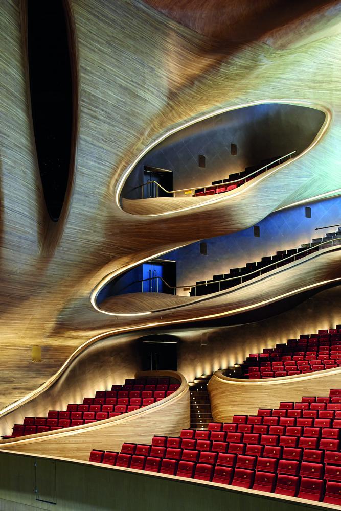 Opera house -Harbin-China-MAD Architects