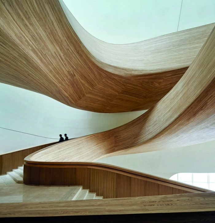 Harbin-China-MAD Architects