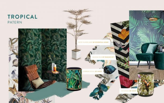 Tropical Trend Pattern