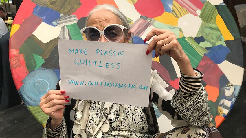 Sustainability, Circular Design and the Repurpose of Plastics