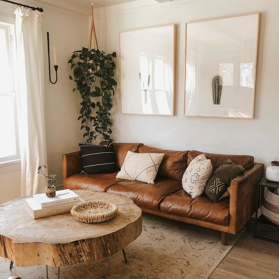 Wood and Natural Materials Trend