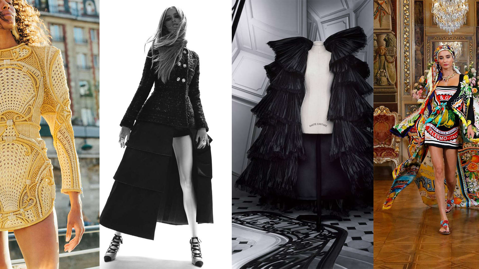 2021 Fashion Trends: Best Haute Couture Looks for Winter 2020/2021