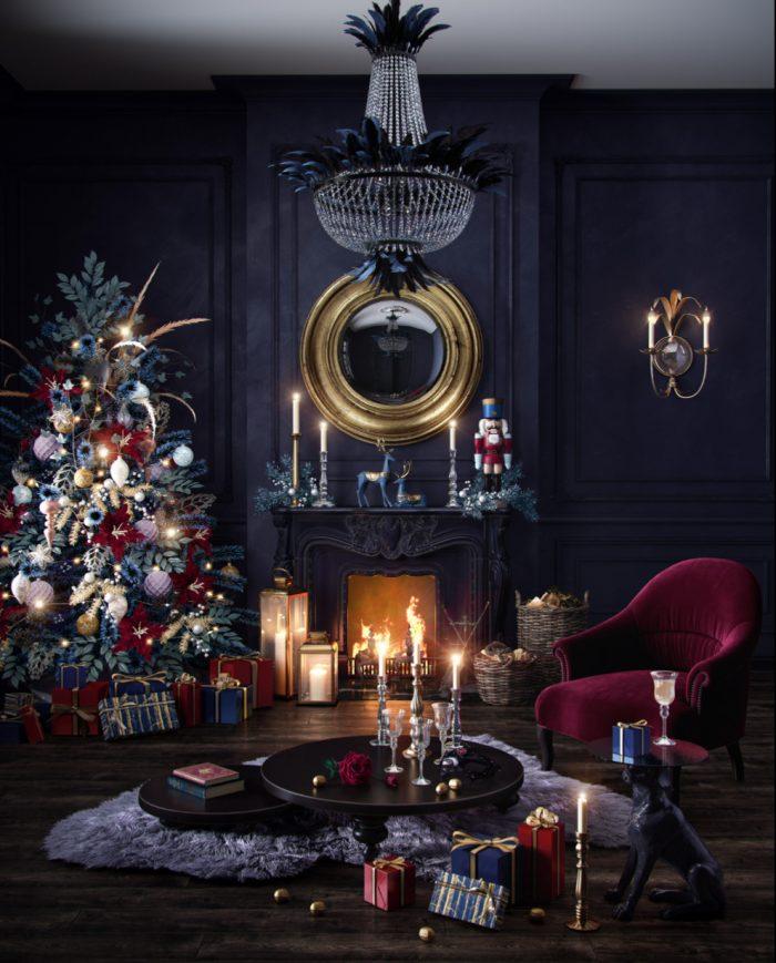 Most Popular Colors 2021 Christmas Christmas Trends 2021 I Interior Design Trends I Trendbook