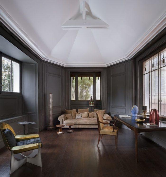 Charles Zana Interior Trend Projects