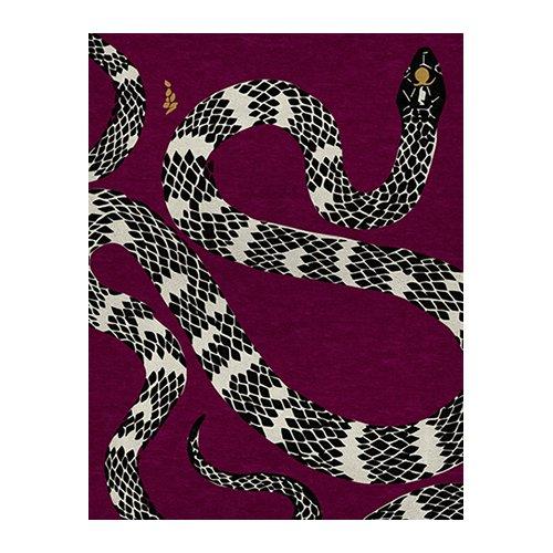 Snake 8 Rug