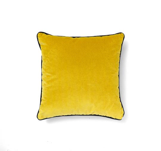 Villutus Yellow Pillow